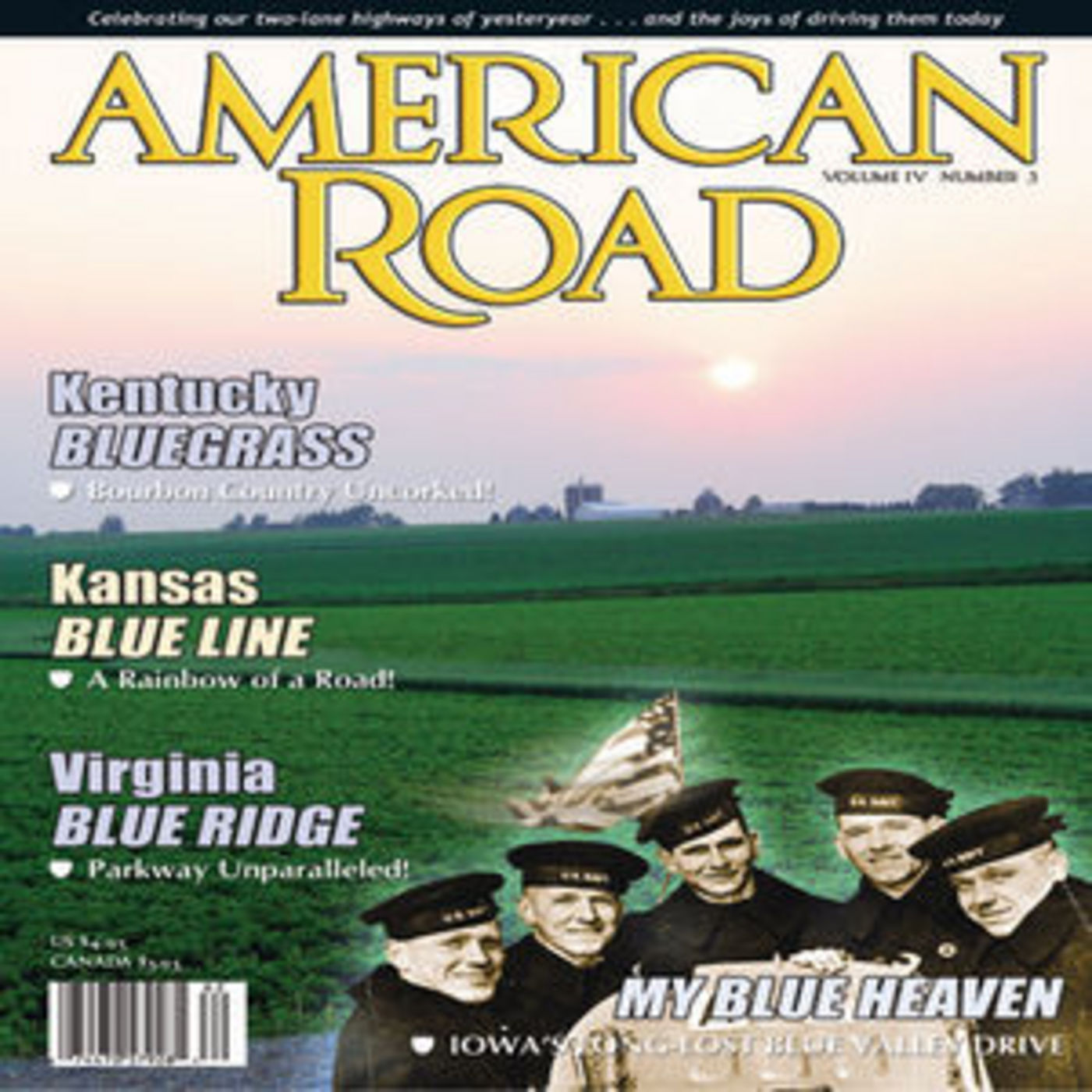 <![CDATA[American Road: My Blue Heaven Part 3]]>