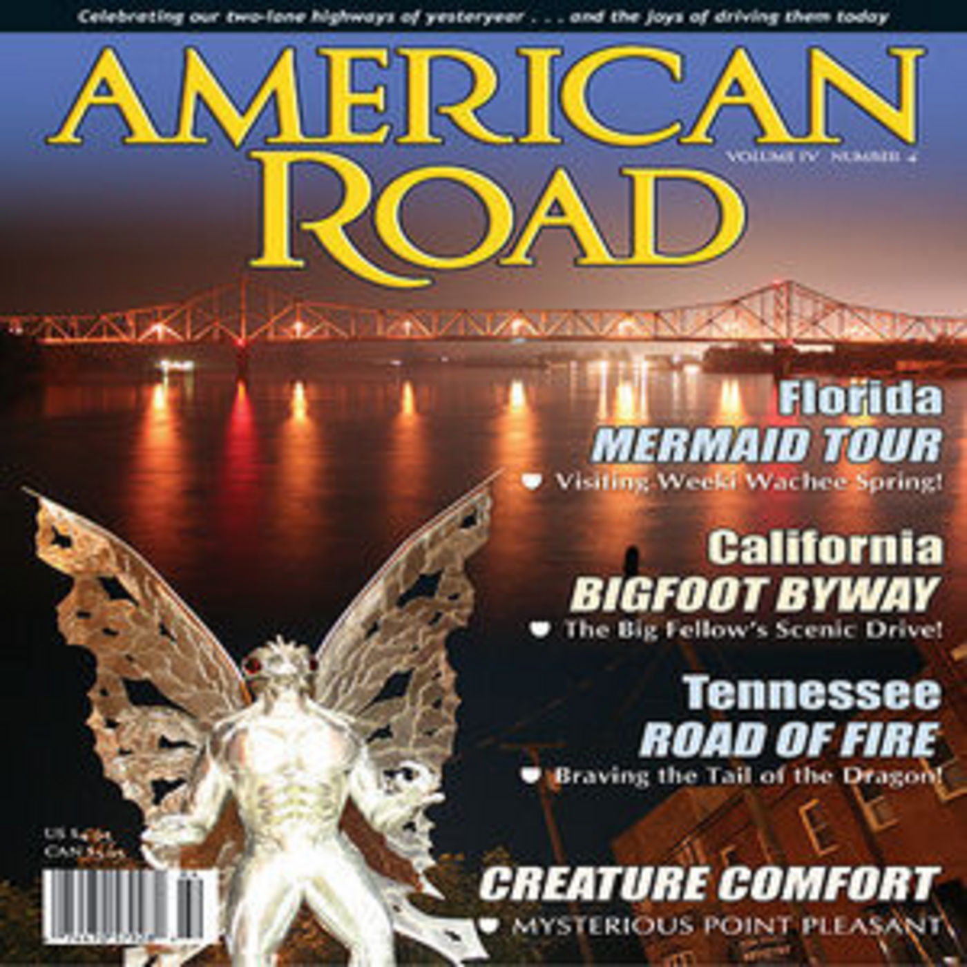 American Road: Bigfoot-Big Heart